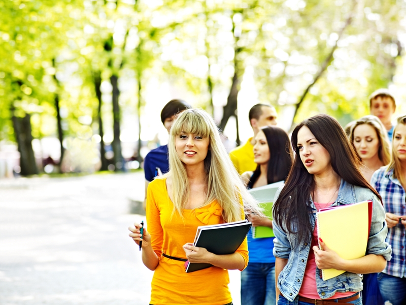 Universities want students to socialize and feel like they are a part of the campus culture.